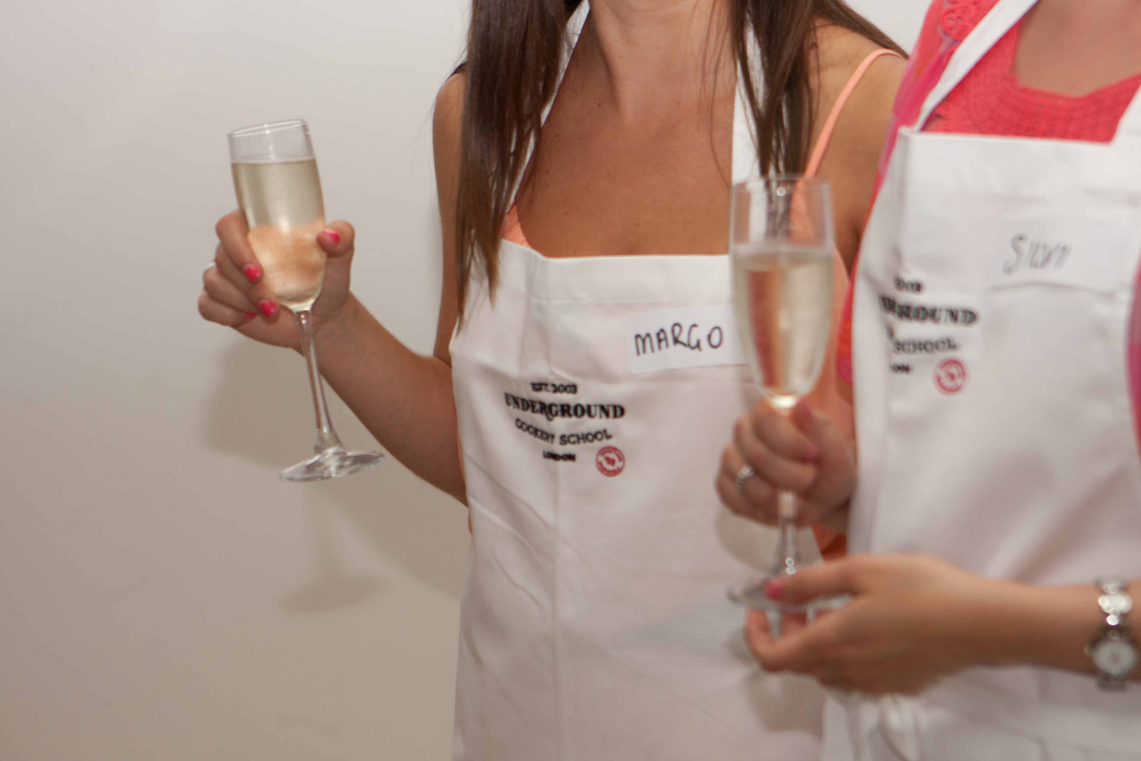 White apron menu - White Apron No Blog Menu