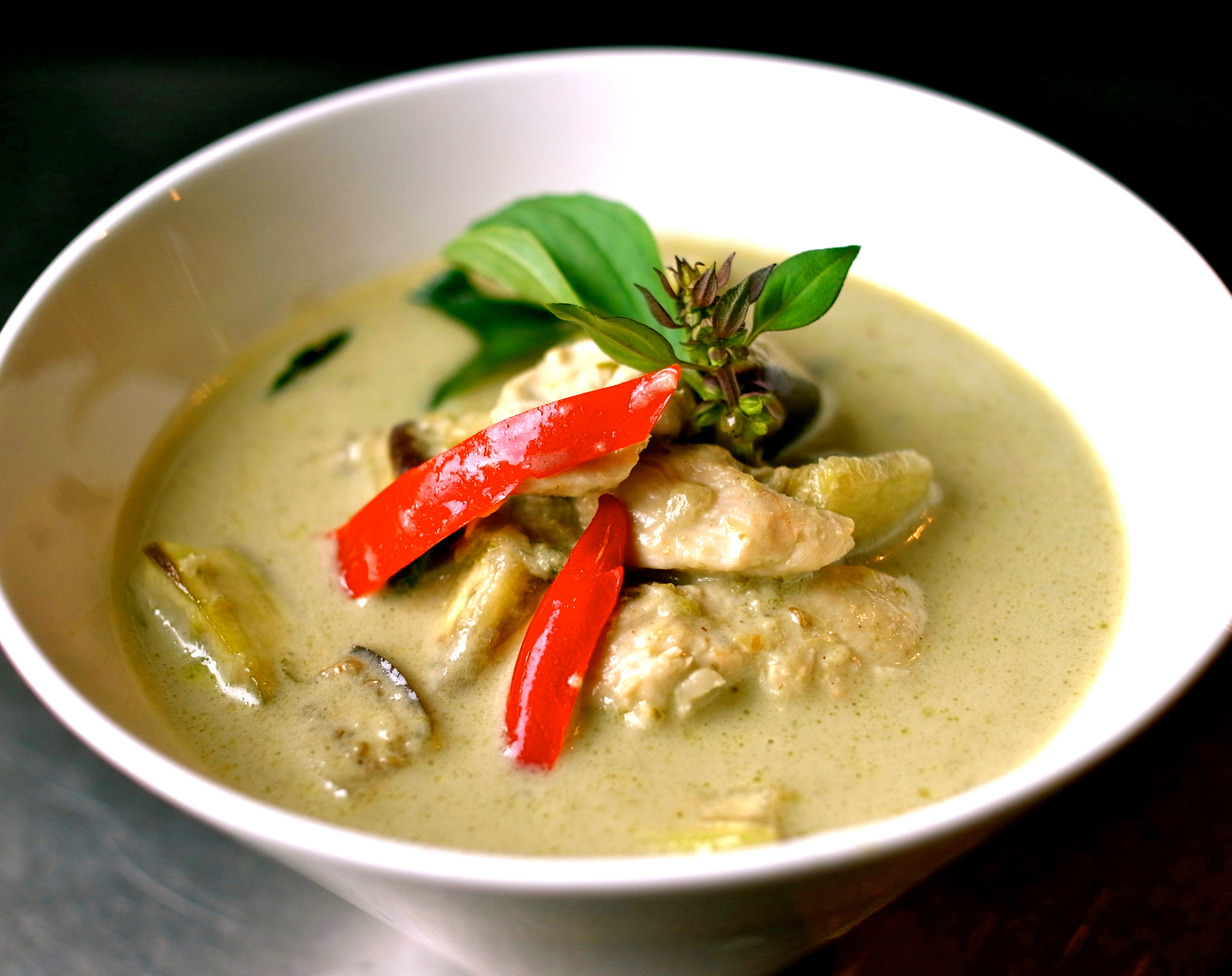 In Search of Thai Green Curry - Underground Cookery School