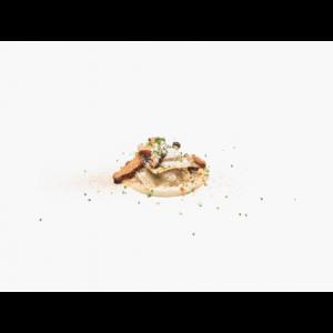 Ravioli of Mushrooms
