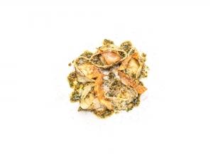Tortellini of Celeriac, Pumpkin Seed and Truffle Pesto