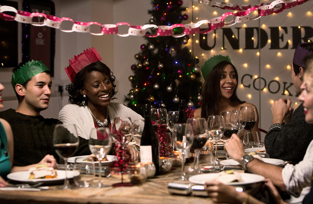 What We Do - Christmas Parties